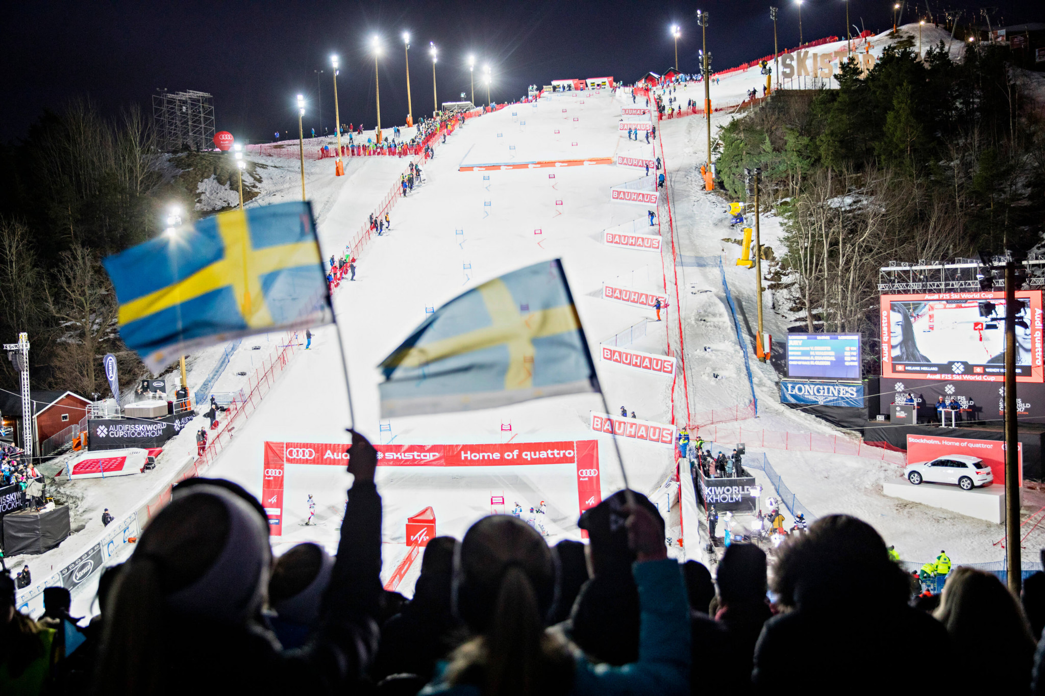 Tickets for Alpine Skiing World Cup events in Sweden to go on sale this month