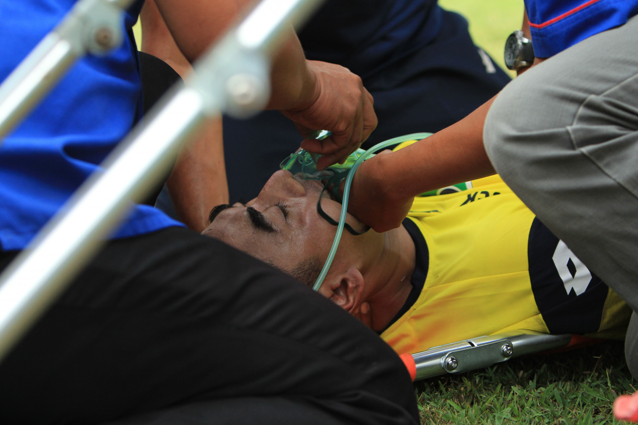 Indonesian goalkeeper dies following on-field clash