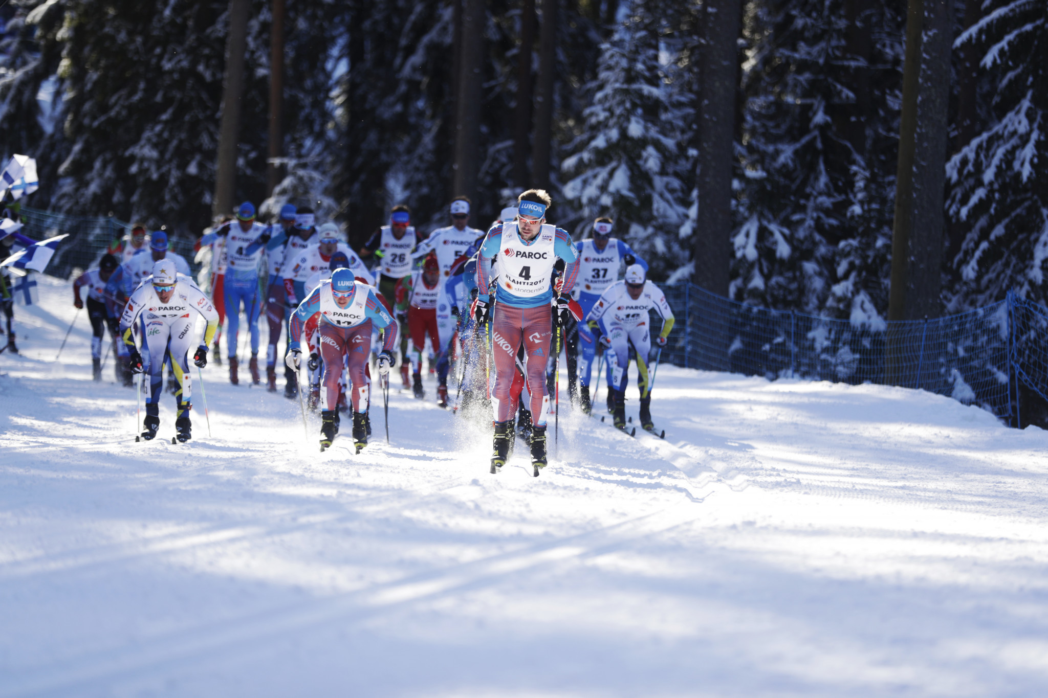 Taking the skiathlon away from the programme at major events has been given as one option ©Getty Images