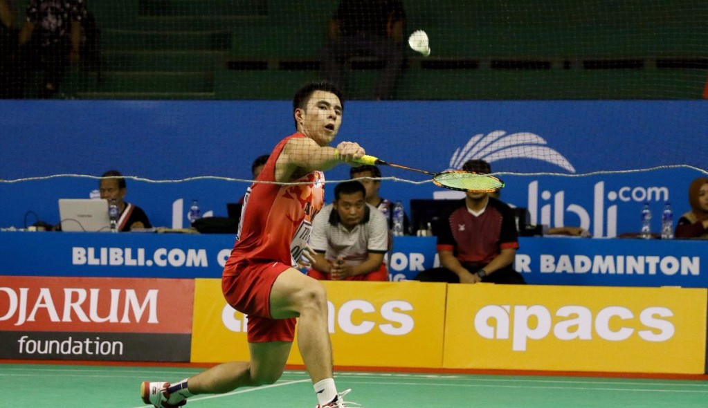 Rumbay crashes out as top seeds progress at BWF World Junior Championships