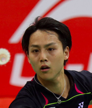 Japan's Ueda to meet world champion in round one of BWF Denmark Open