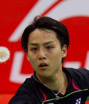 Japan's Ueda to meet world champion in round one of BWF Denmark Open
