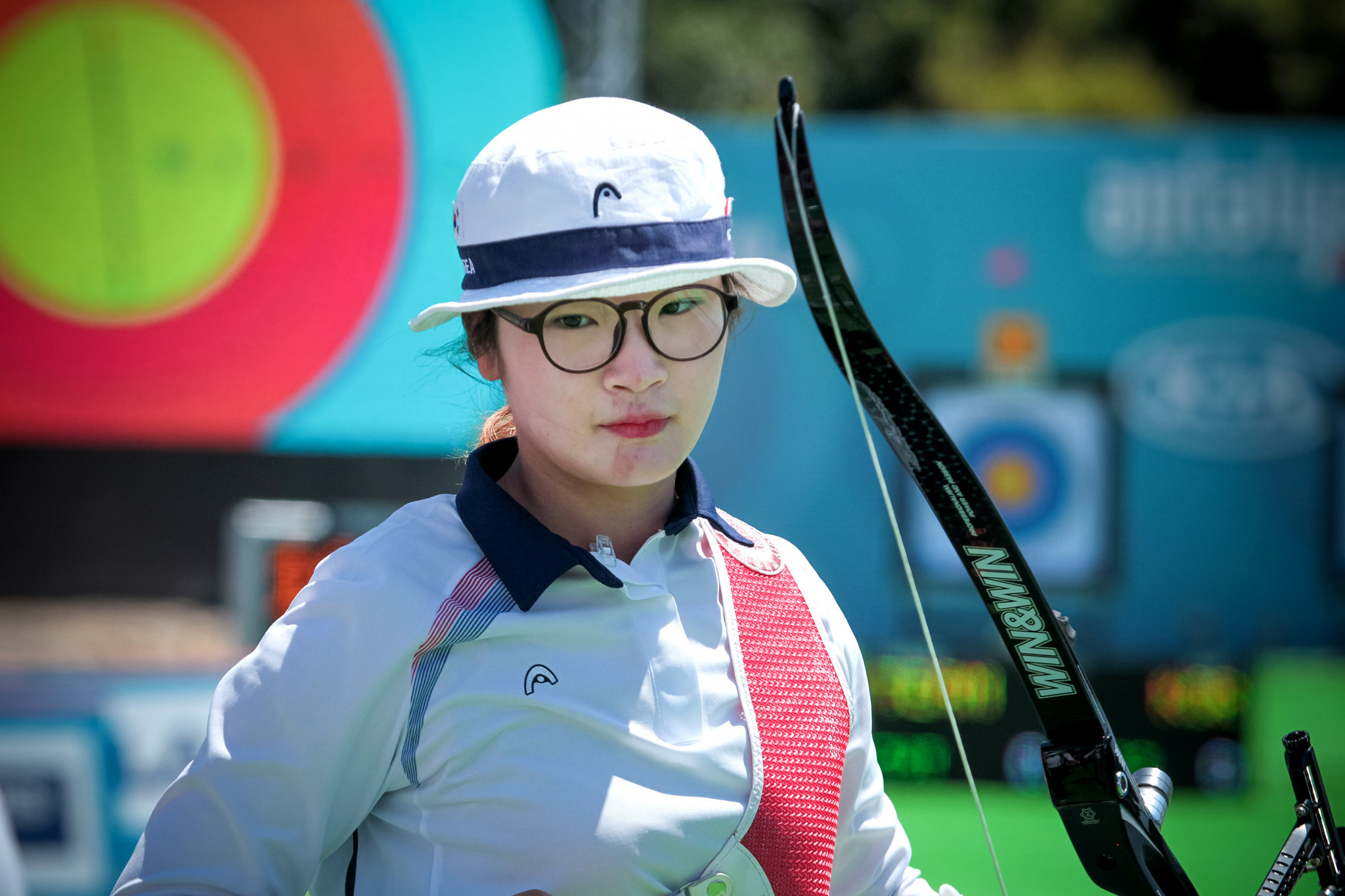 South Korea dominate women's recurve qualification at World Archery Championships