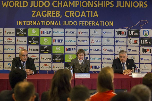 Zagreb poised for IJF Junior World Championships