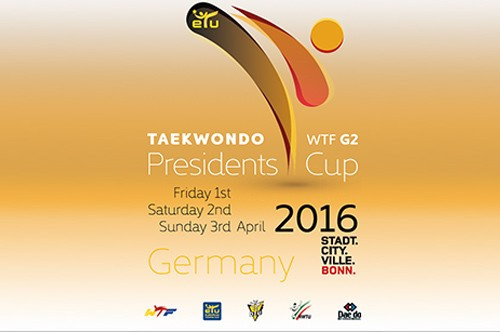 Bonn to host first World Taekwondo Federation President's Cup