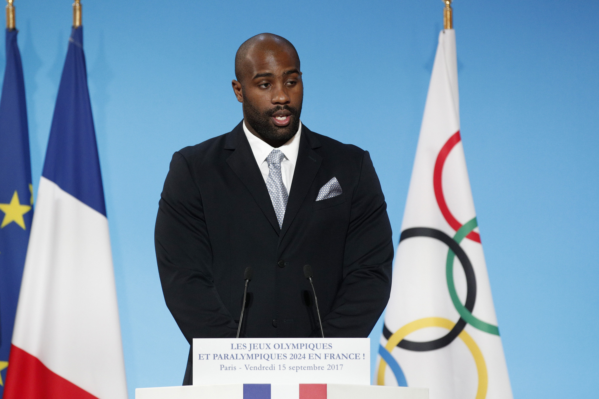 Riner re-elected chairman of IJF Athletes' Commission