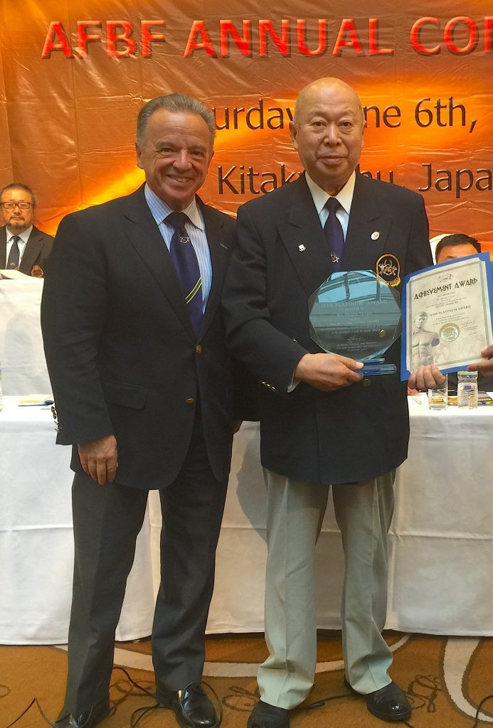 Former President of Japan Bodybuilding and Fitness Federation passes away