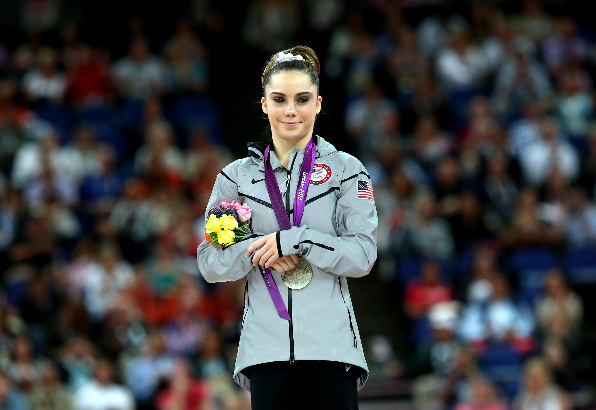 London 2012 champion becomes latest gymnast to make abuse accusations against doctor