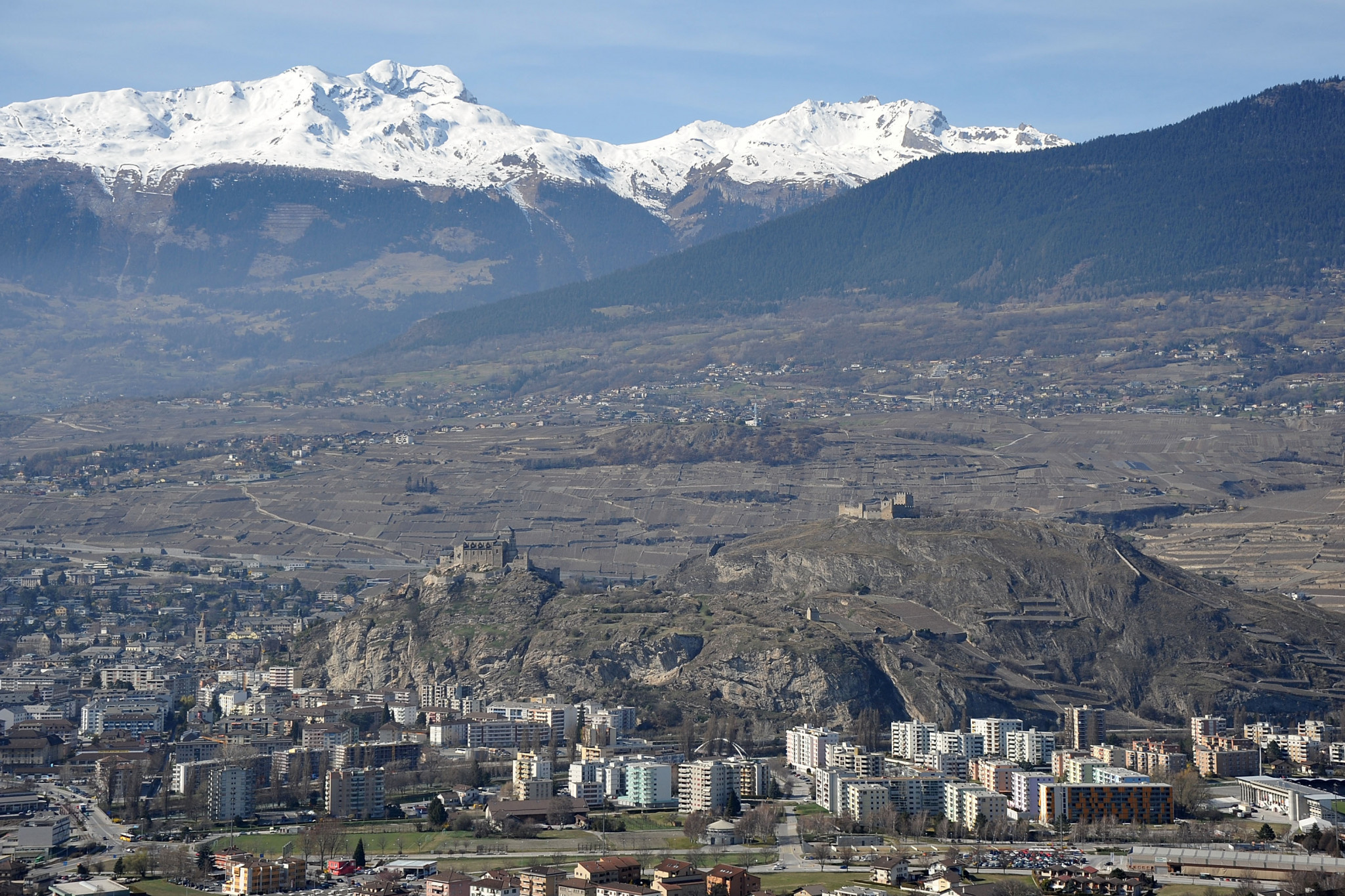 Sion's bid is still likely to face a referendum ©Getty Images