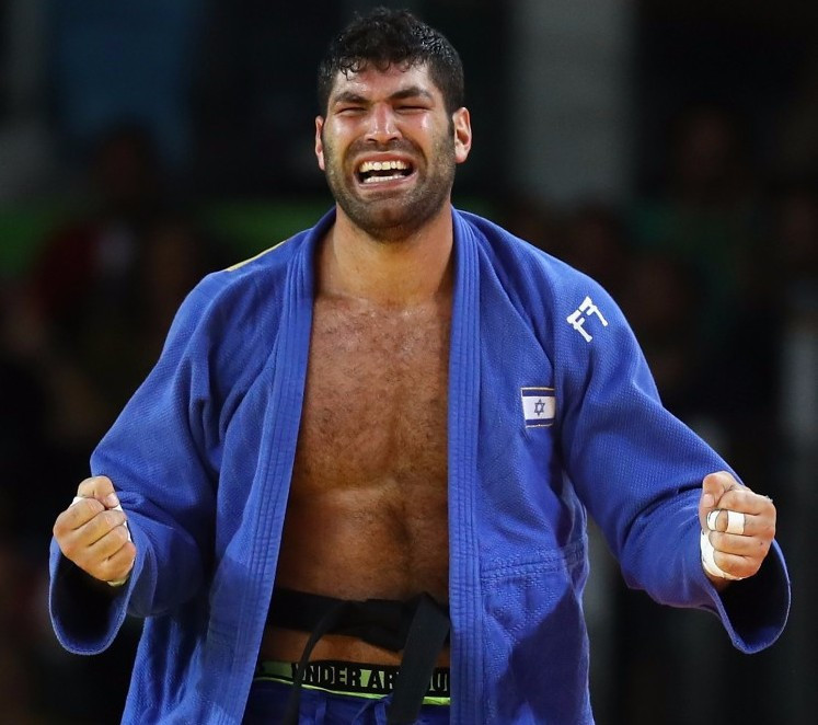 Israel to compete at Abu Dhabi Grand Slam despite being banned from competing under own flag