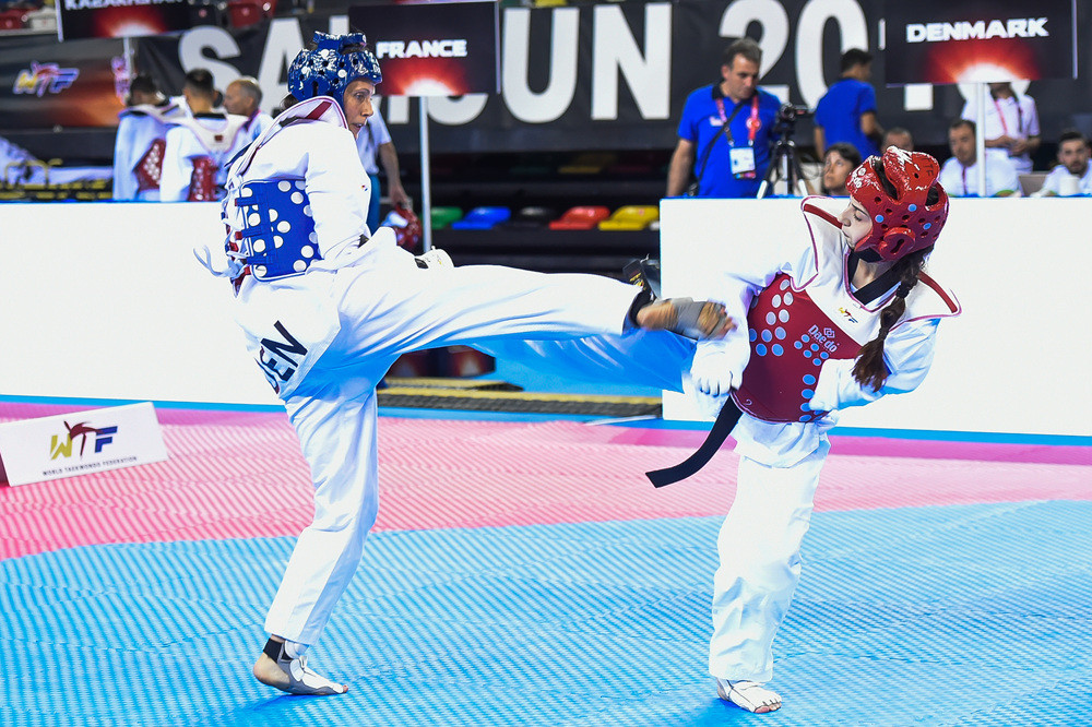 A total of 263 athletes from a record-breaking 59 countries are due to compete at the World Para-Taekwondo Championships ©World Taekwondo