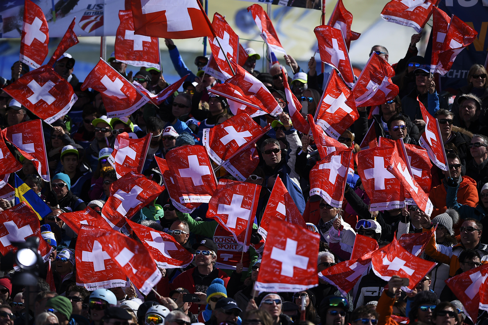 Switzerland's Winter Olympic aspirations took a big step forward ©Getty Images