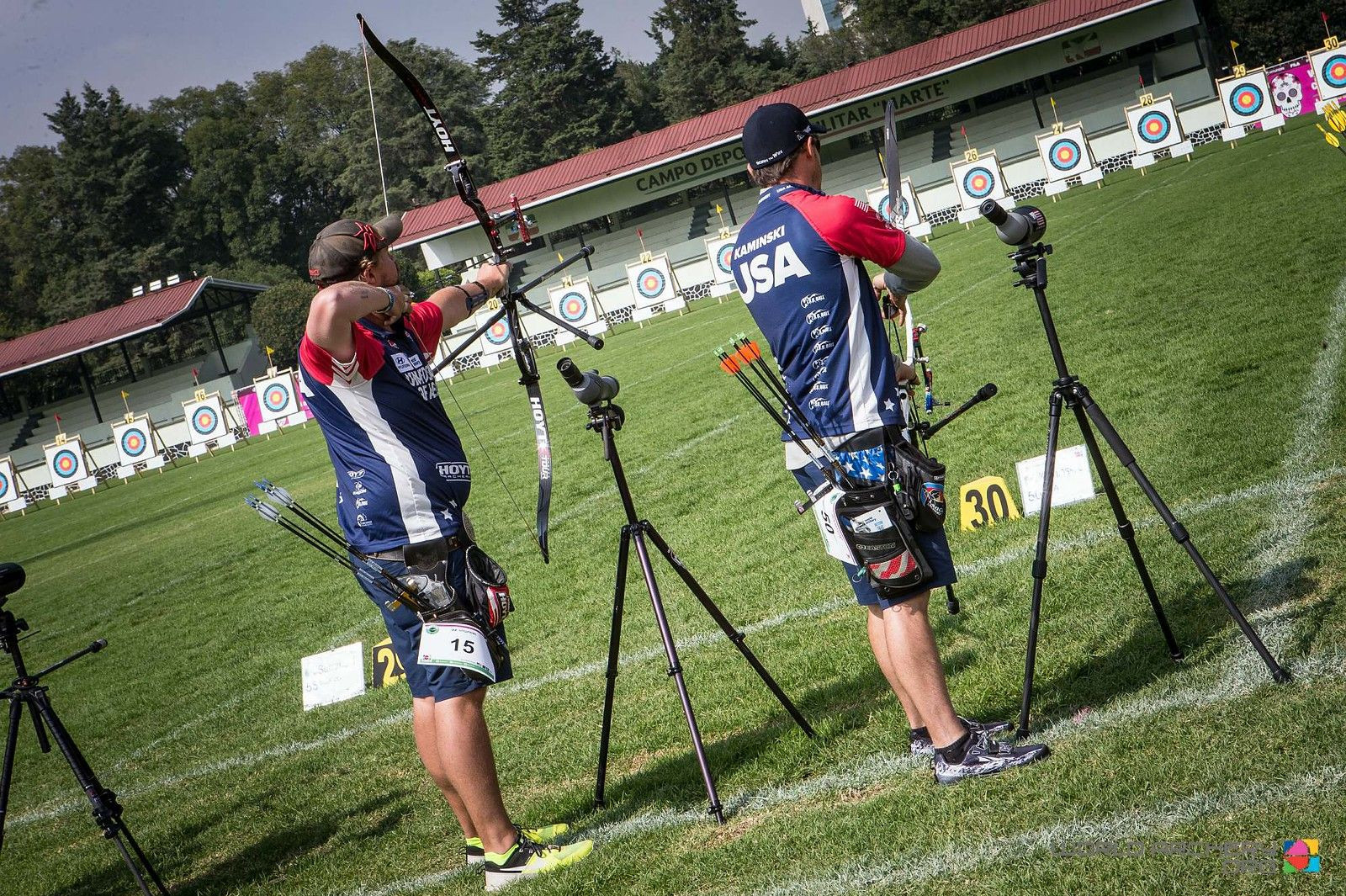 Rio 2016 bronze medallist crashes out of World Archery Championships