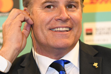World Rugby chief executive Brett Gosper ©Getty Images