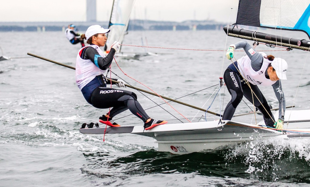 The event is the first Sailing World Cup to be held in Japan ©World Sailing
