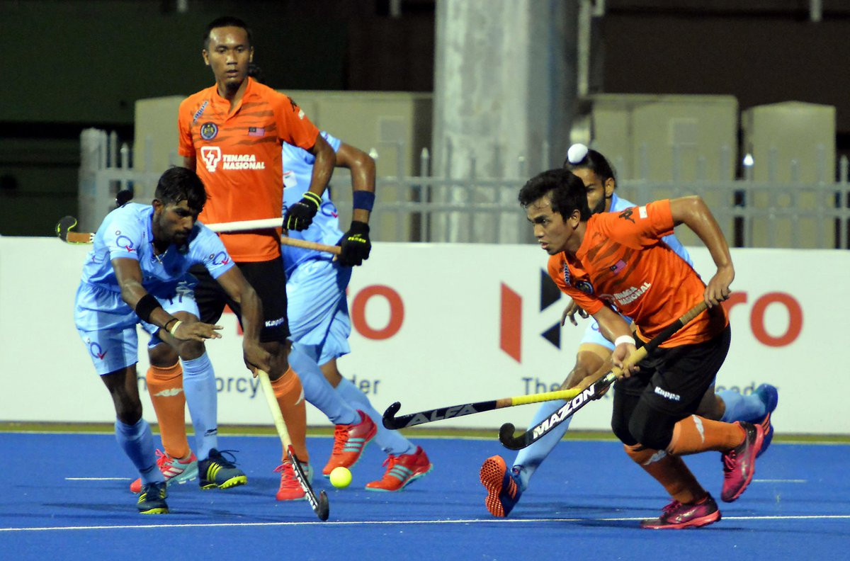 India go top of super fours stage with victory over Malaysia at Asia Hockey Cup
