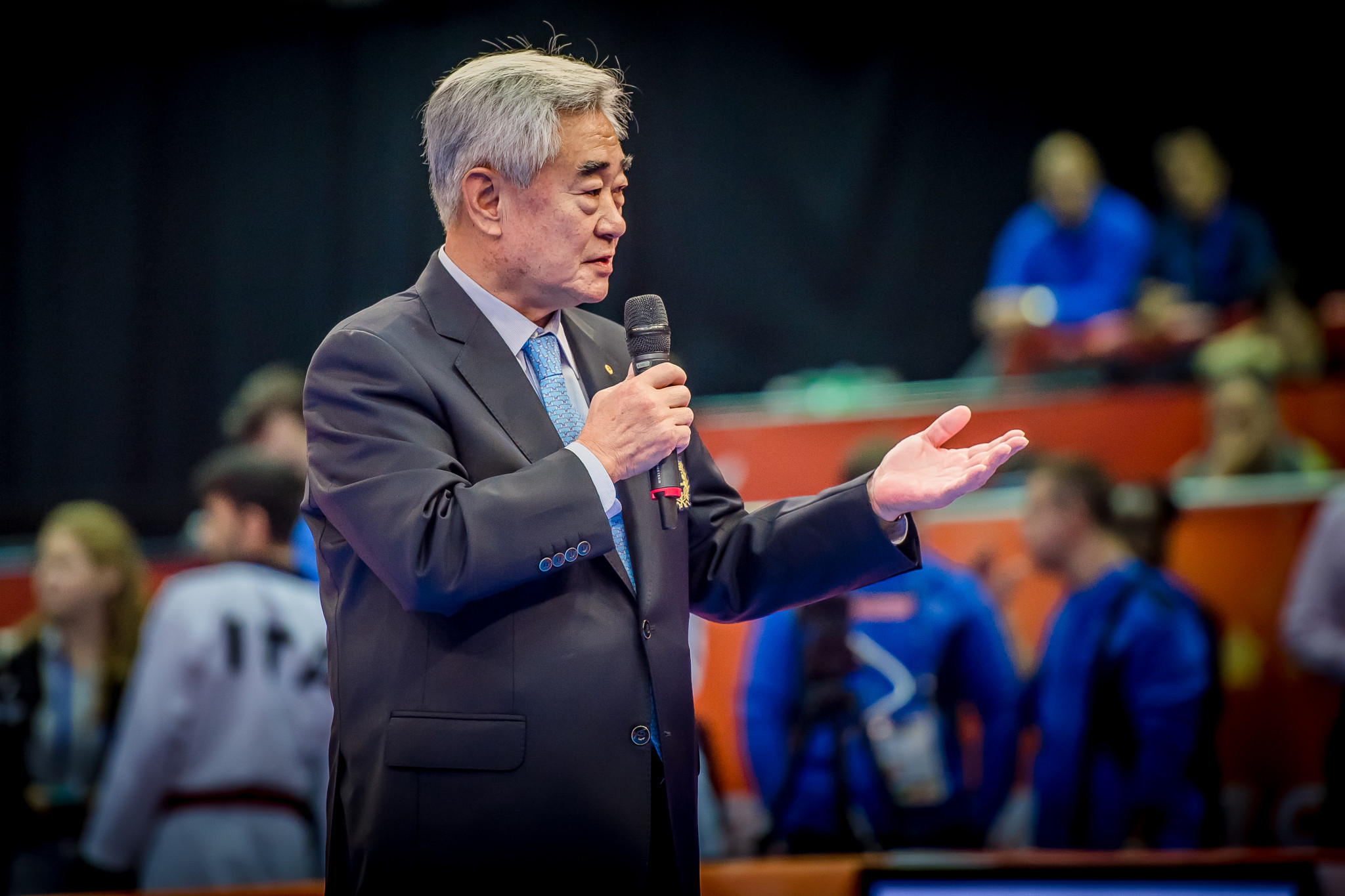 World Taekwondo President confident London will deliver top-class Grand Prix