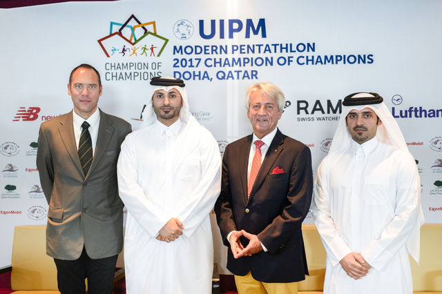 UIPM President predicts special Champion of Champions event in Doha