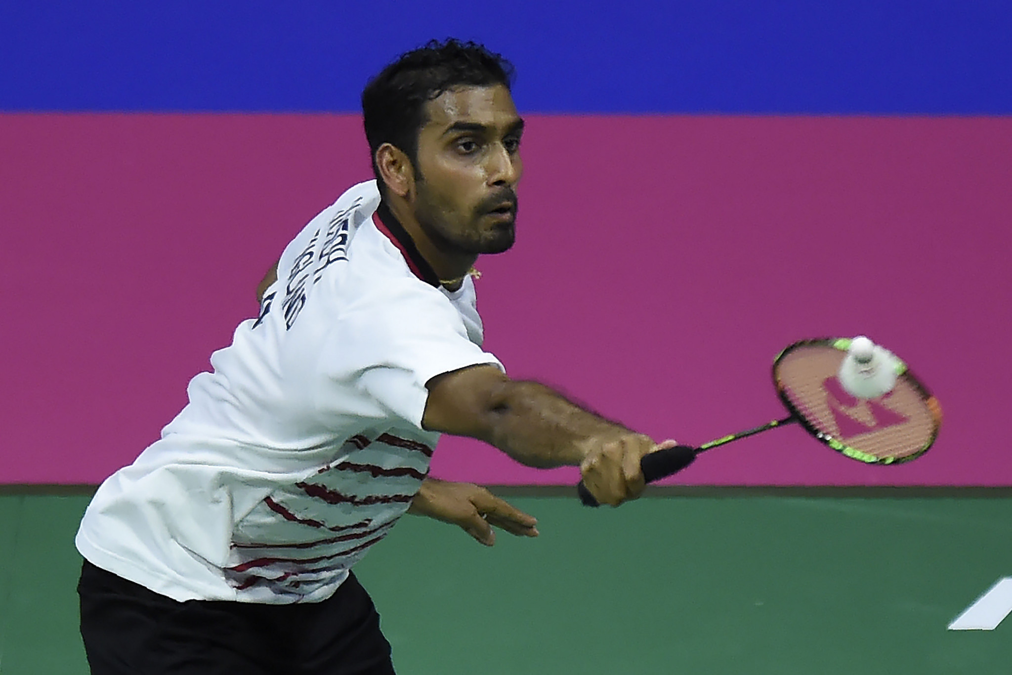Rajiv Ouseph records a fine win to advance through to the eight of