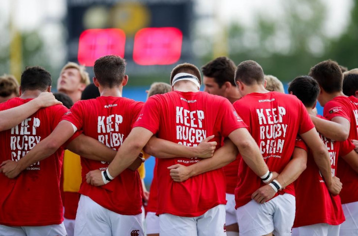 Keep Rugby Clean day is scheduled to take place on September 26