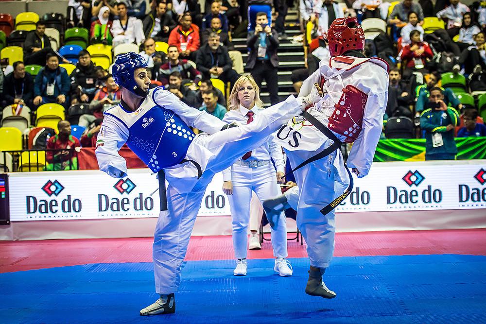 The 2017 World Para-Taekwondo Championships attracted 263 athletes from a record-breaking 59 countries ©World Taekwondo