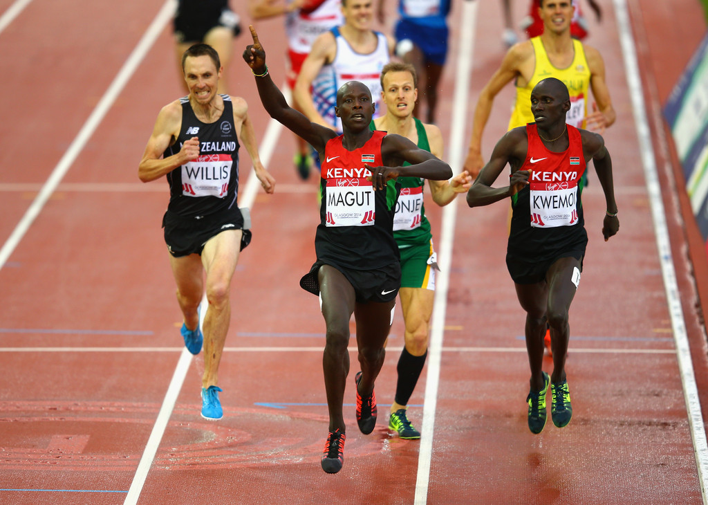 Kenya will be among the strongest teams competing in athletics at Gold Coast 2018 ©Getty Images