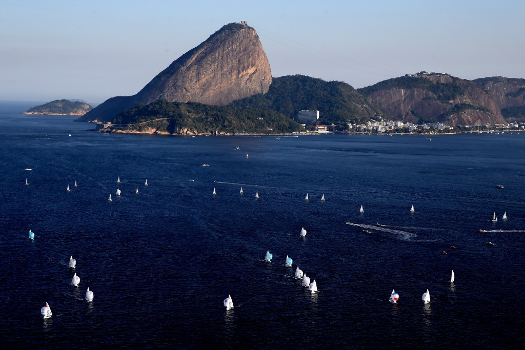 Water pollution concerns, particularly on Guanabara Bay, remain a major challenge ©Getty Images