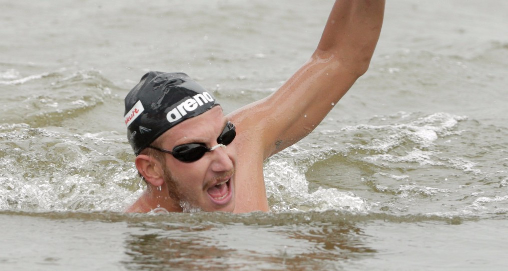 Ruffini and Bridi seek Italian double at final FINA Marathon Swimming World Cup leg in Hong Kong