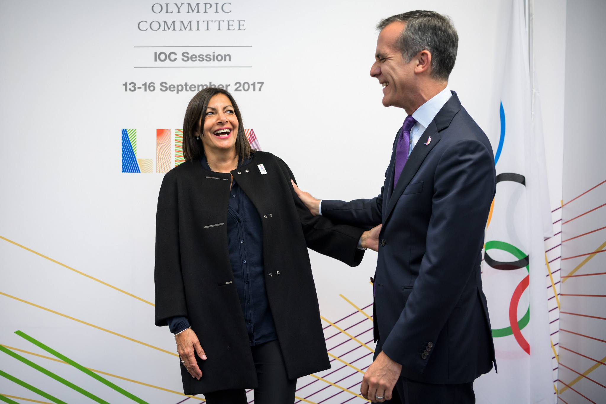 Paris 2024 and Los Angeles 2028 to sign Olympic twinning agreement at Mayors summit