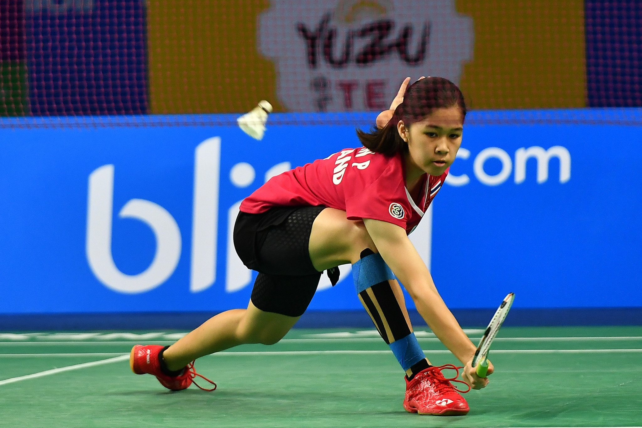 Top seed crashes out of the Badminton World Junior Championships