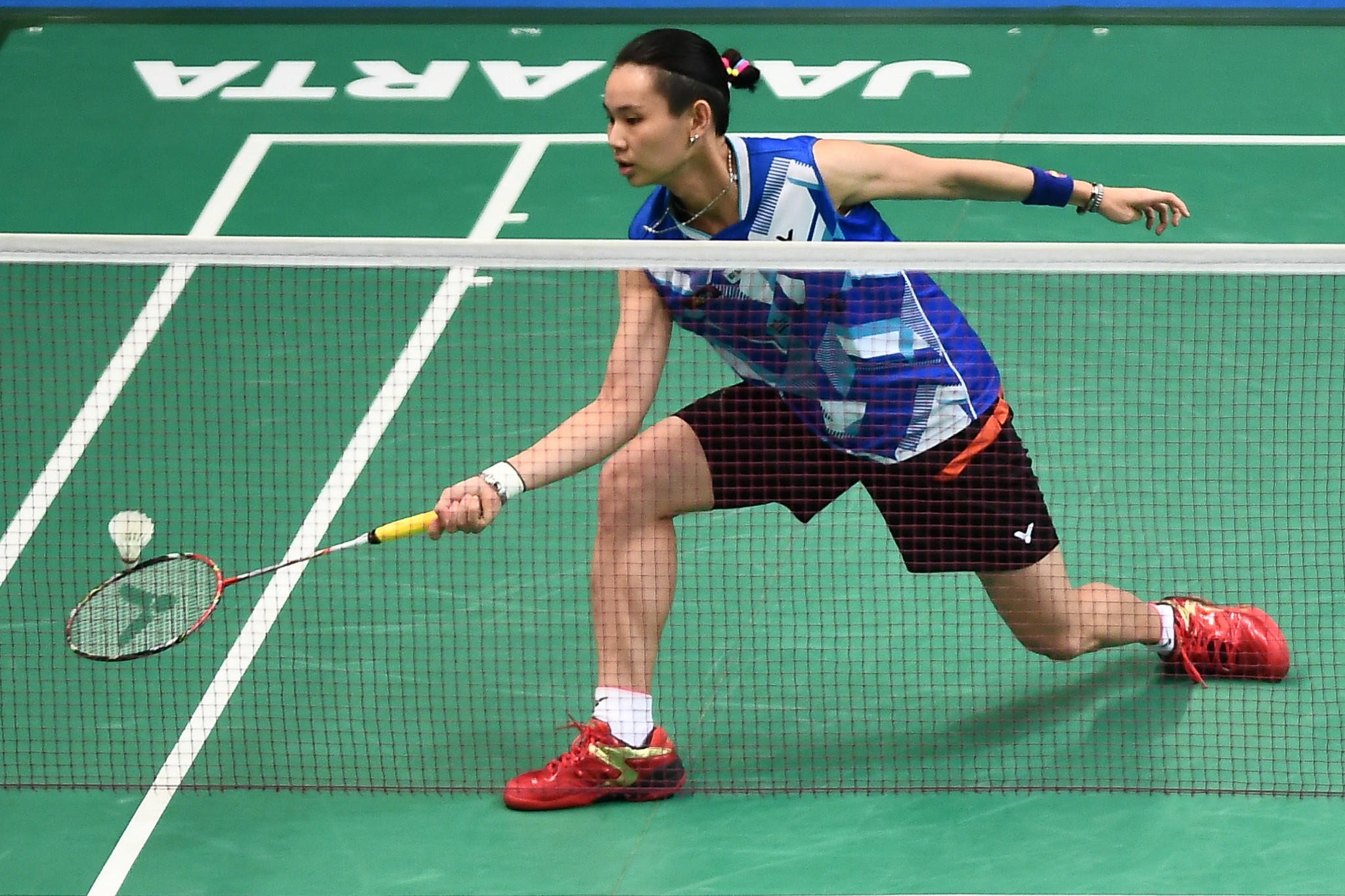 Intanon knocks out third seed to reach BWF Denmark Open semi final