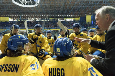 Ornskoldsvik and Umea named as host cities for 2019 IIHF Under-18 World Championship in Sweden