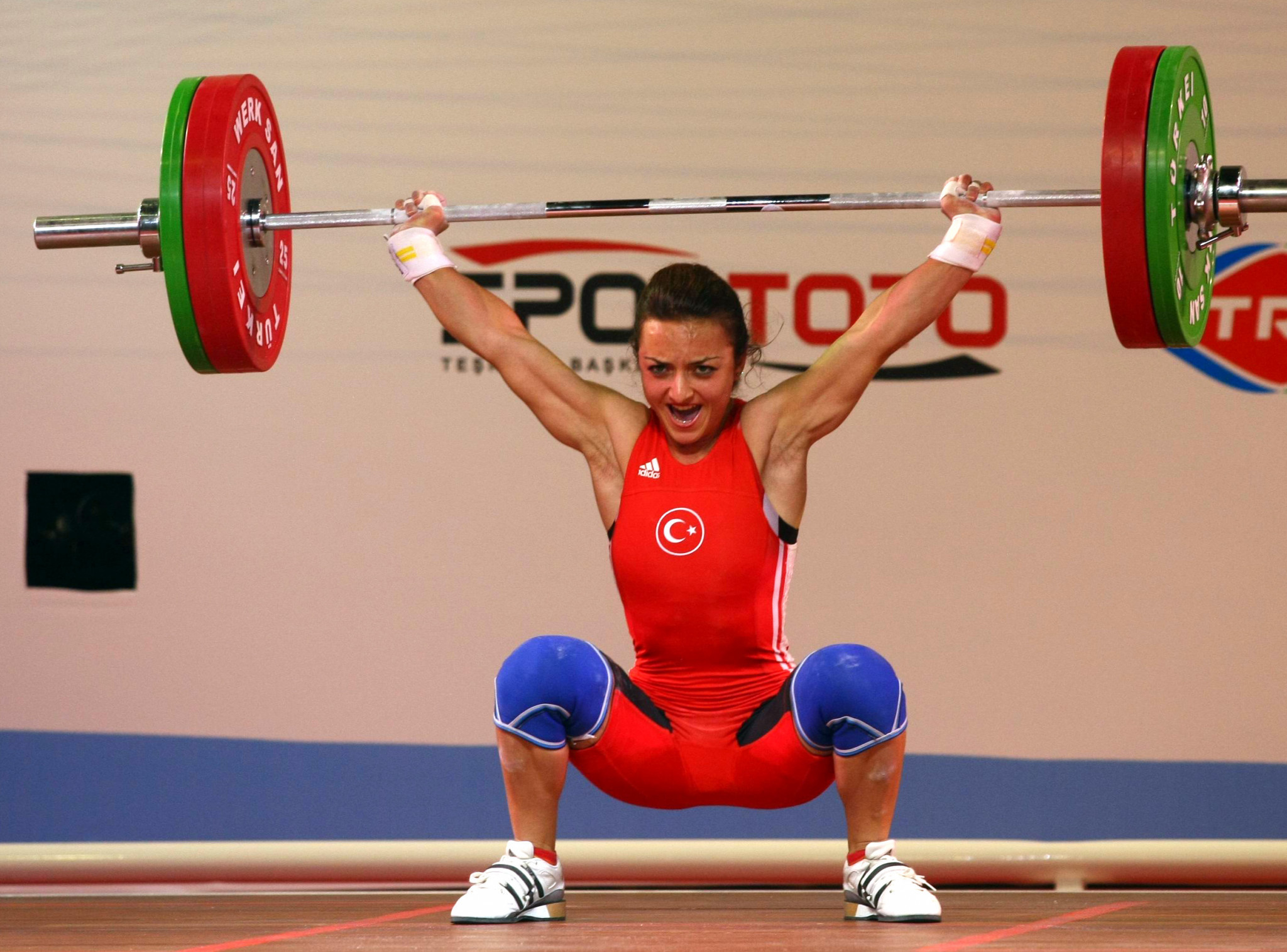 Turkey and China are among weightlifting nations eyeing early reinstatement from their bans ©Getty Images