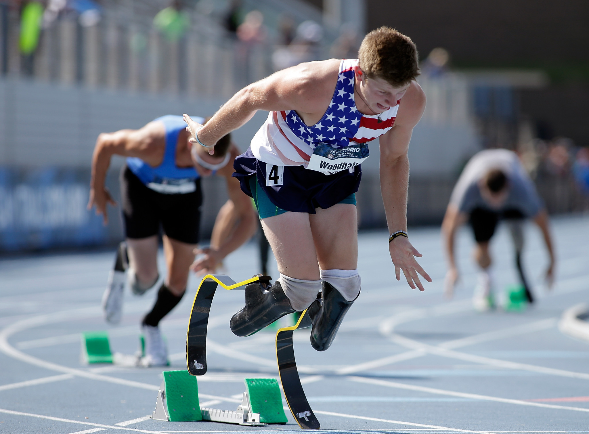 US Paralympics honours top 71 high school track and field athletes