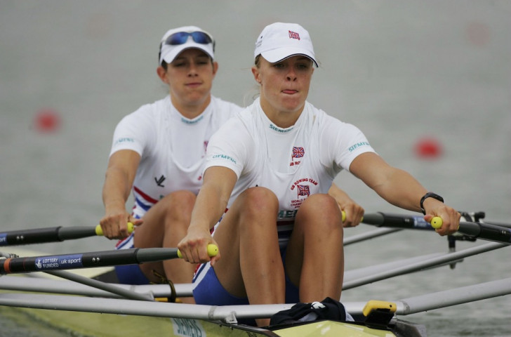 Mike Rowbottom Watkins Olympic Sculling Ambitions Taking Off Again