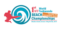 Inaugural World Beach Taekwondo Championships nominated for Peace and Sport prize