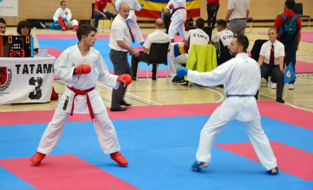Espinós praises Small States of Europe Karate Championships