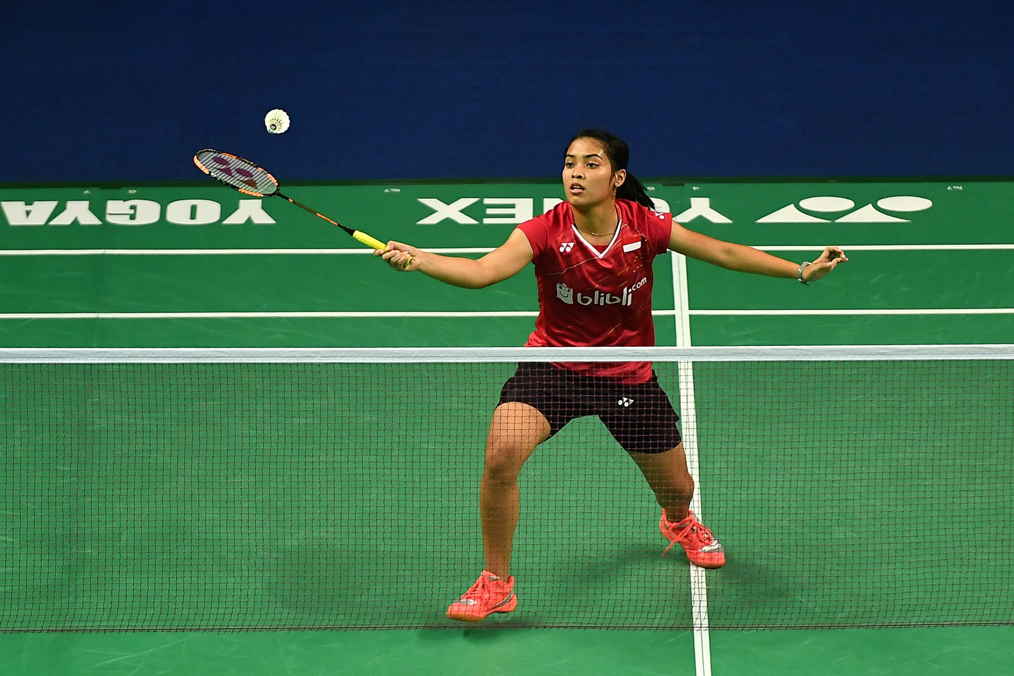 Home favourite through to women's singles final at Badminton World Junior Championships