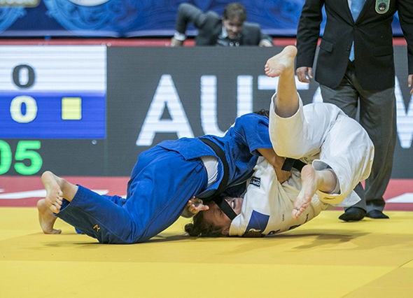 Japan claim two more golds as country finishes top of medal table at IJF Junior World Championships