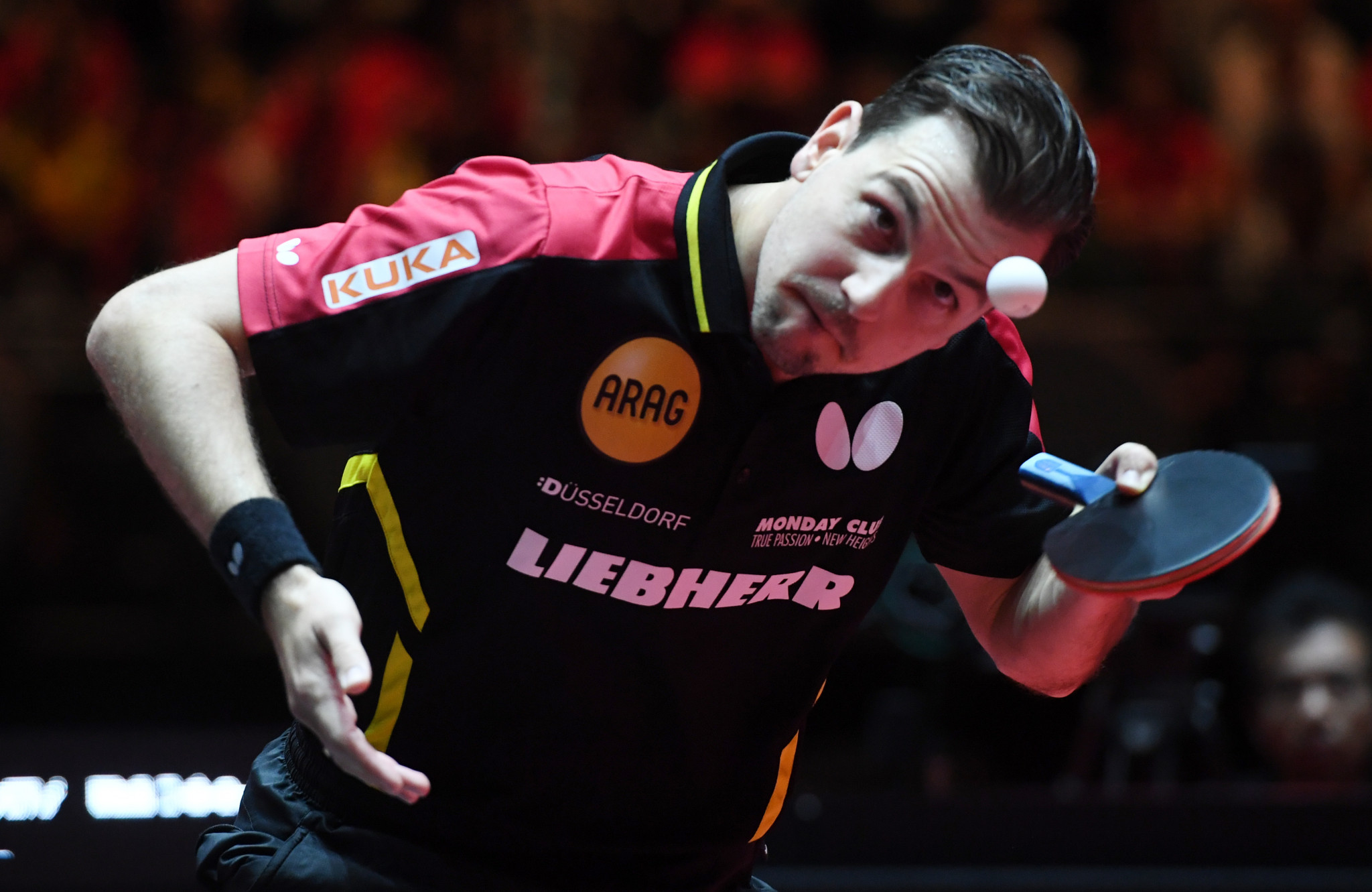 Mixed fortunes for China as Boll wins epic at ITTF Men's World Cup