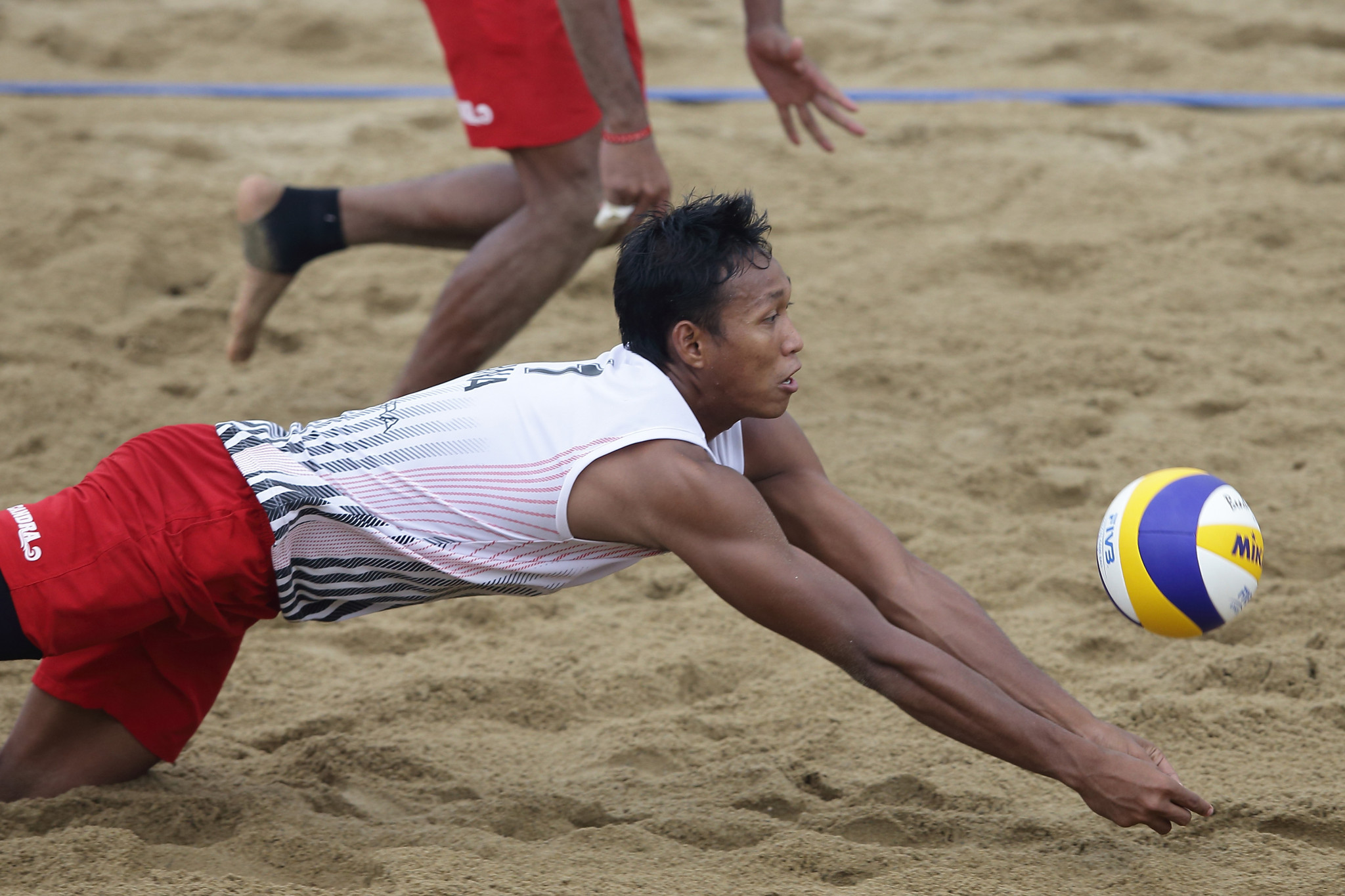 Palembang hosting beach volleyball test event as preparations continue for 2018 Asian Games