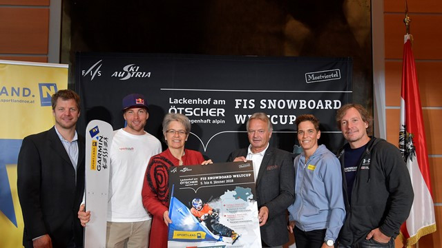 Lackenhof to host back-to-back parallel races on FIS Snowboard World Cup debut
