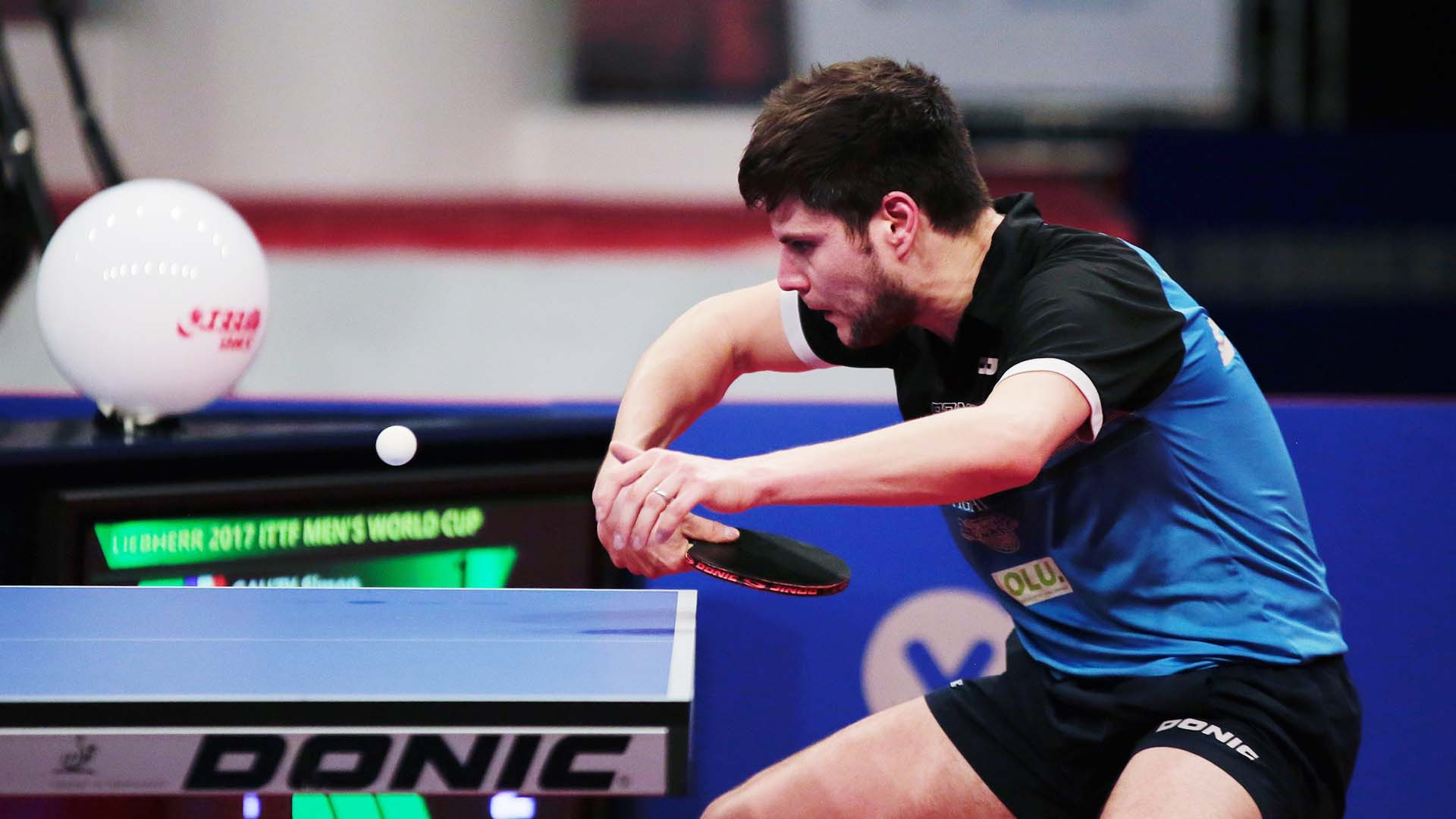 China fail to win ITTF Men's World Cup title for first time since 2009 as Ovtcharov triumphs
