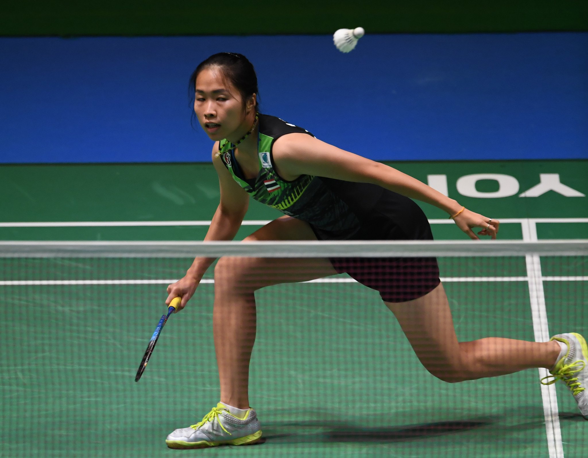 Thailand's Ratchanok Intanon secured the women's singles title ©Getty Images