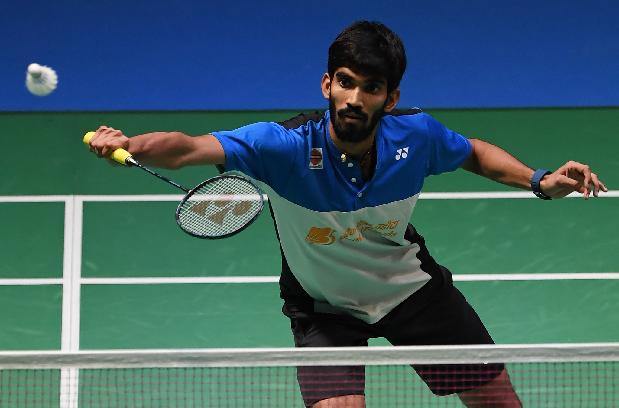Srikanth and Intanon earn valuable Superseries points with victory in the BWF Denmark Open
