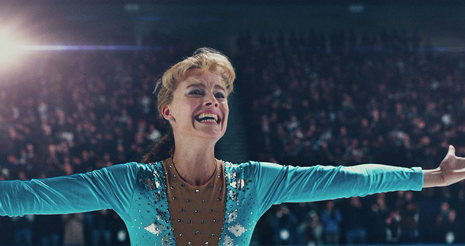 Australian actress Margot Robbie plays the role of Tonya Harding in the new film I, Tonya ©Neon