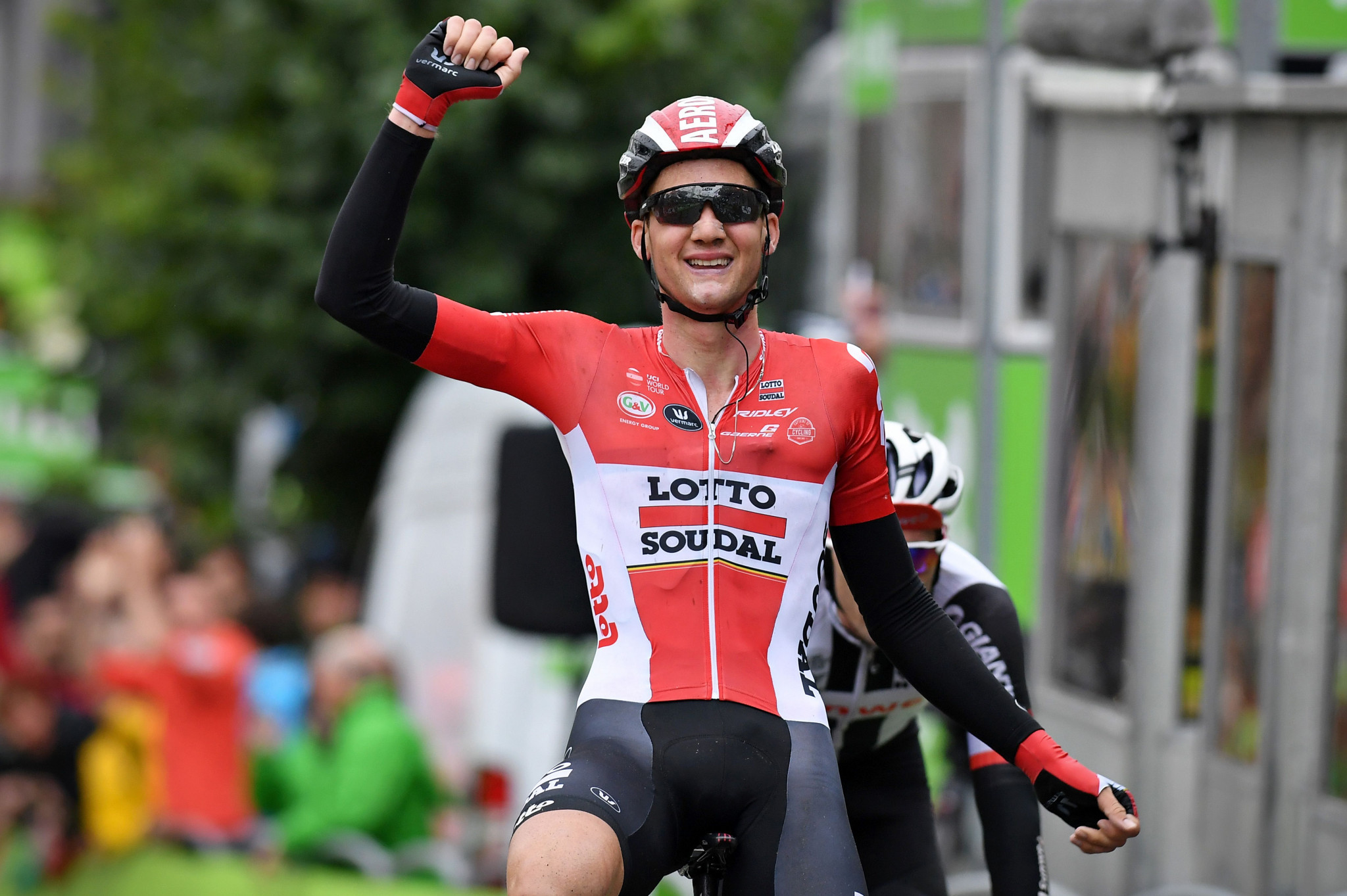 Wellens takes overall lead with stage four victory at Tour of Guangxi