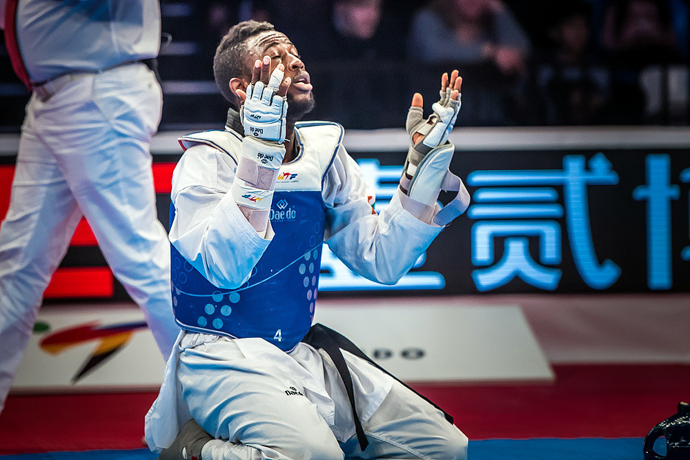 Olympic champion Cissé beats world champion Khramtcov to gold on final day of World Taekwondo Grand Prix