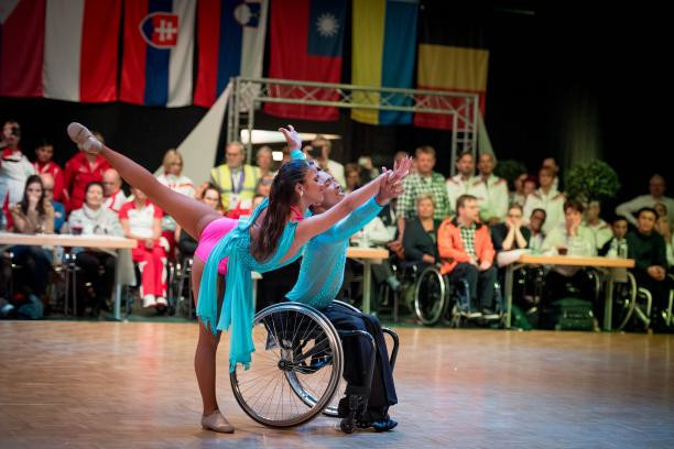 Filipino duo retain title at World Para Dance Sport Championships in Malle