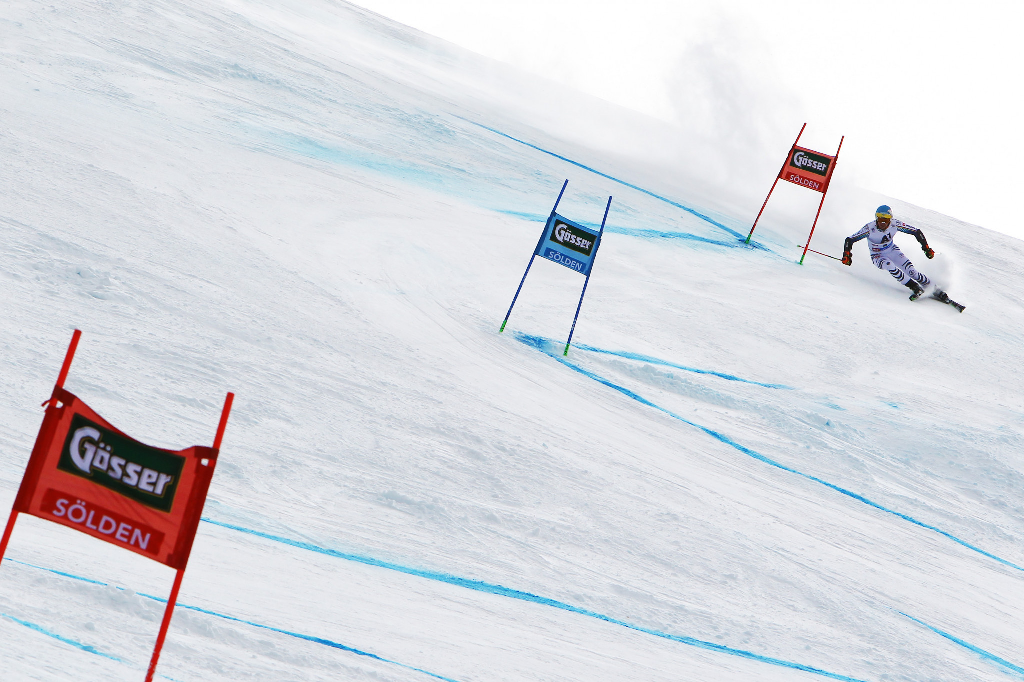 Course setters named for opening FIS Alpine Skiing World Cup event